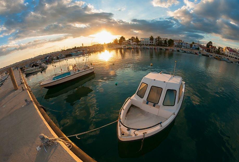 Кипр в конце сентября