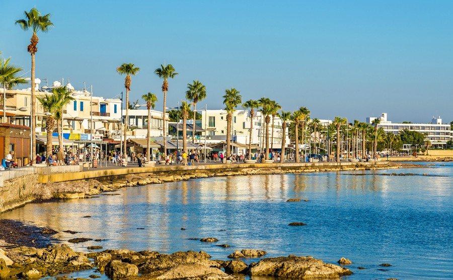 Куда поехать в Кипр в сентябре