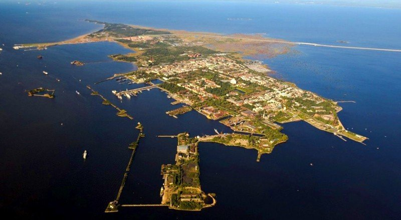 путешествие в город морской славы