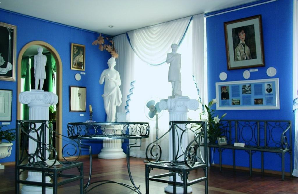 музей Анны Ахматовой