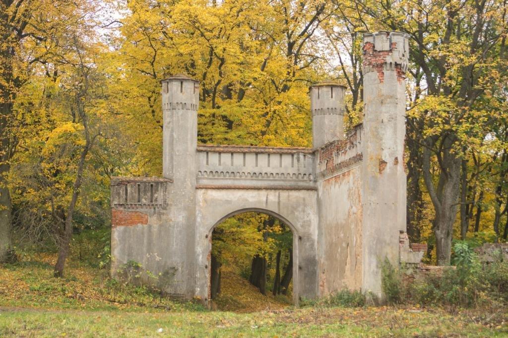 Осенний Калининград