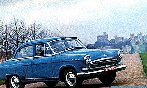 Правый руль в СССР