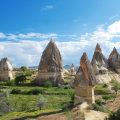 Каппадокия на карте. Каппадокия, Турция: как добраться, достопримечательности, интересные факты