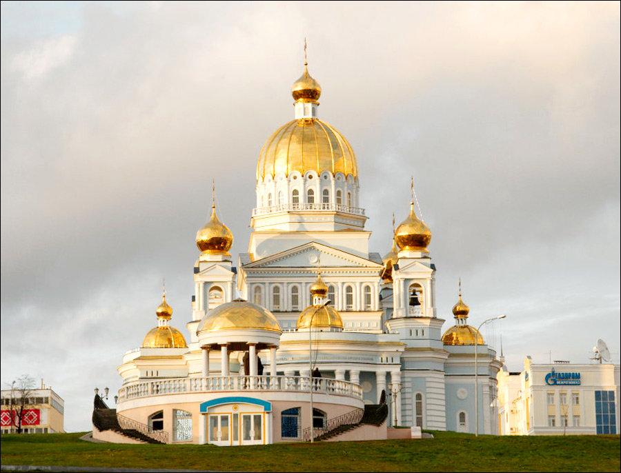 Город Саранск в Республике Мордовия