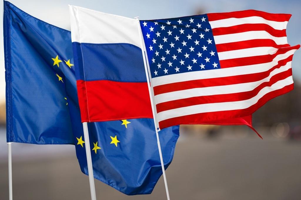 Россия, США, Европа