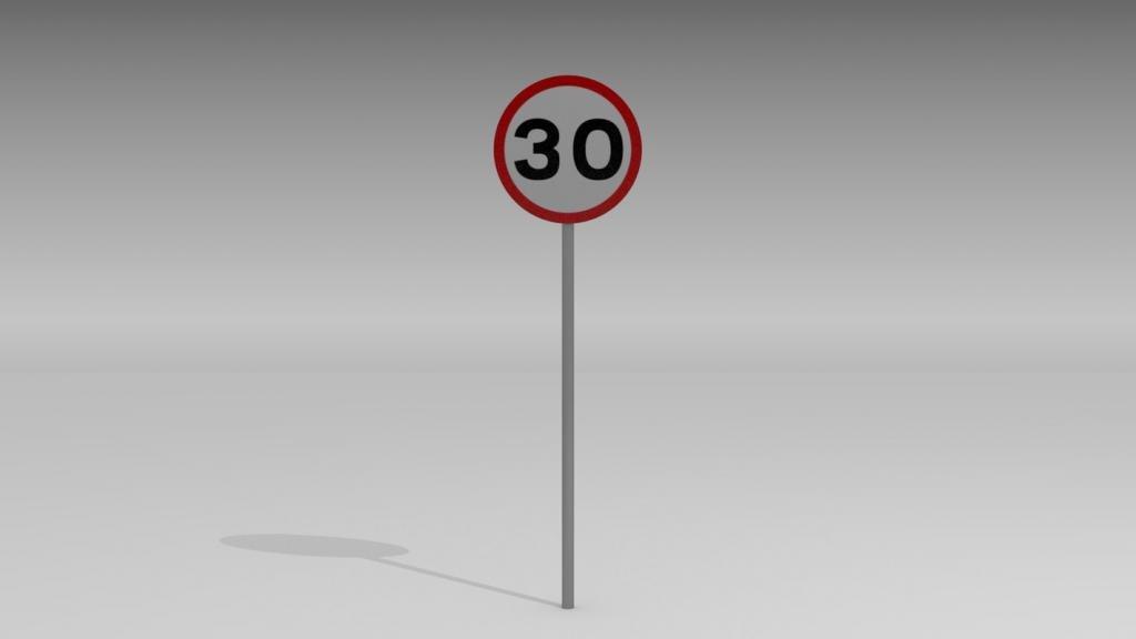 Ограничение 30