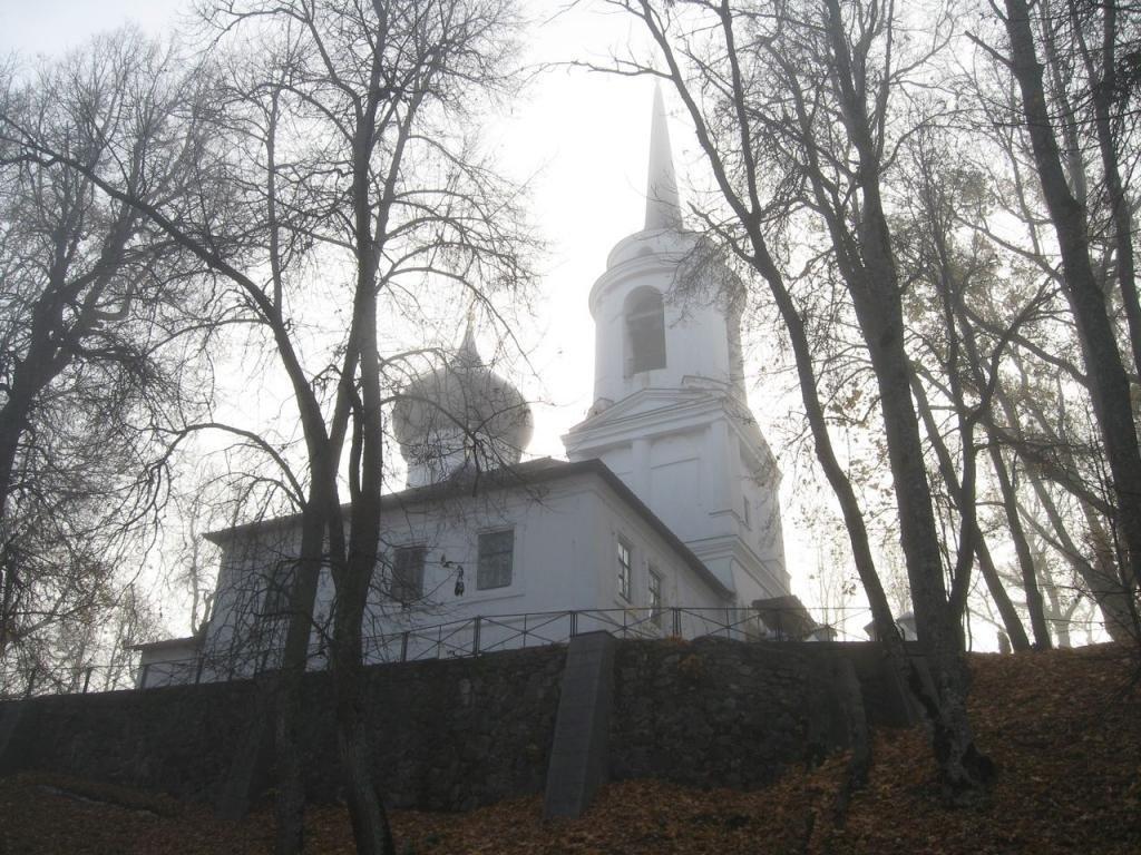 святогорский успенский монастырь пушкинские горы