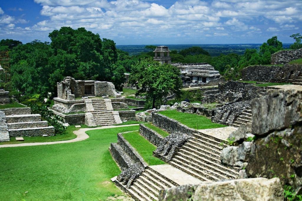 Архитектура древней цивилизации
