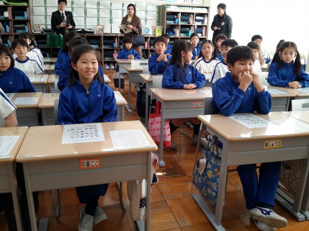 начало учебного года в японии